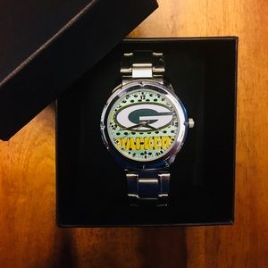 Accessories - 🆕 Green Bay Packers Watch With Box